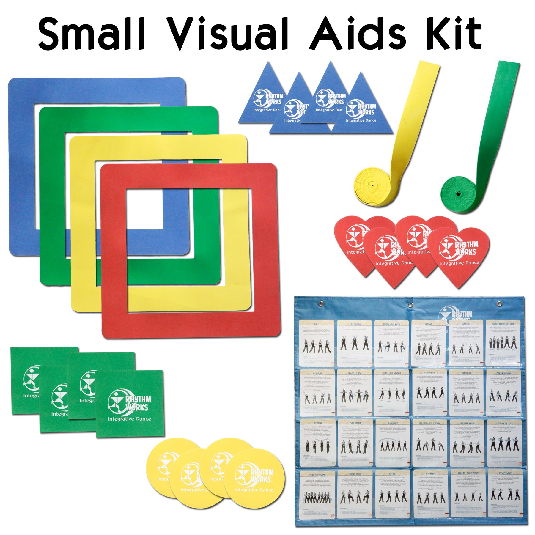 Visual Aids Kit Options